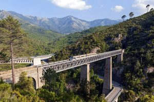 Rail Wonders of Sardinia and Corsica