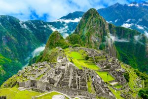 Rail and Ancient Wonders of Peru