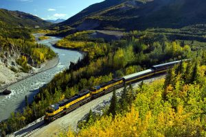 Rail & Natural Wonders of Alaska