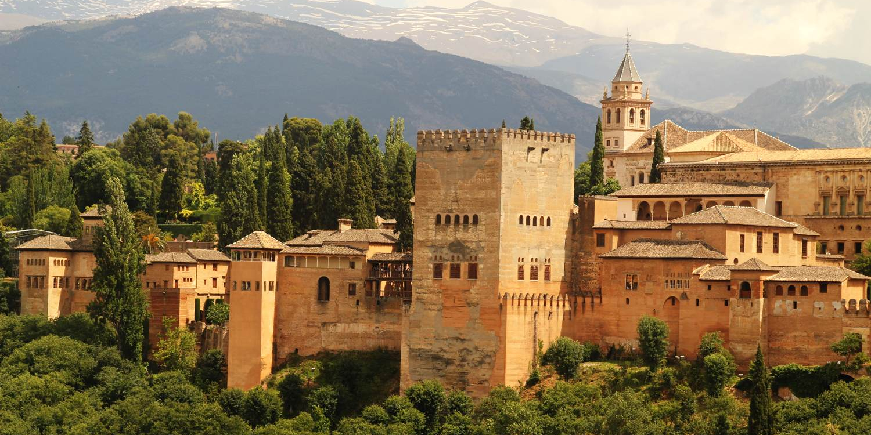 Spain Al Andalus