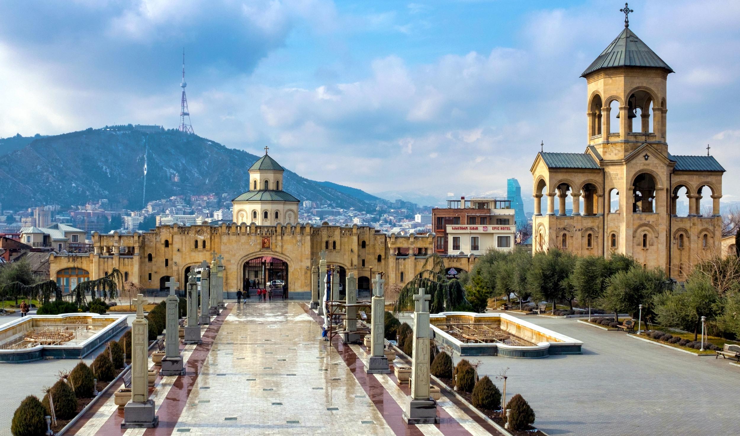 GeorgiaTbilisiCathedral