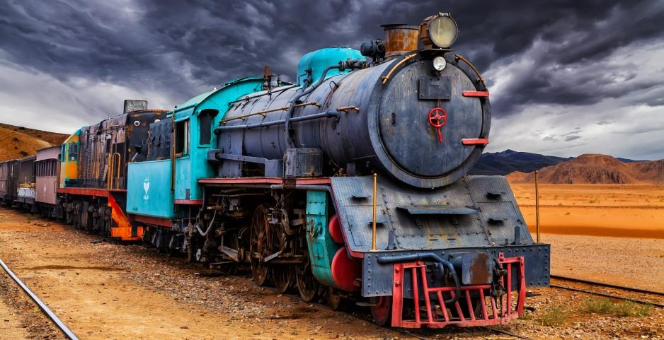 Rail and Ancient Wonders of Jordan