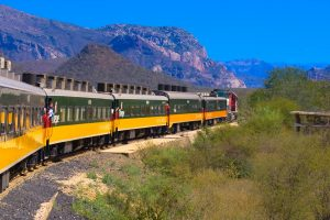Rail and Ancient Wonders of Mexico