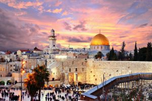 Rail and Ancient Wonders of Israel (Culture)