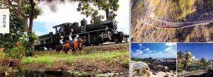 Rail and Natural Wonders of Ecuador