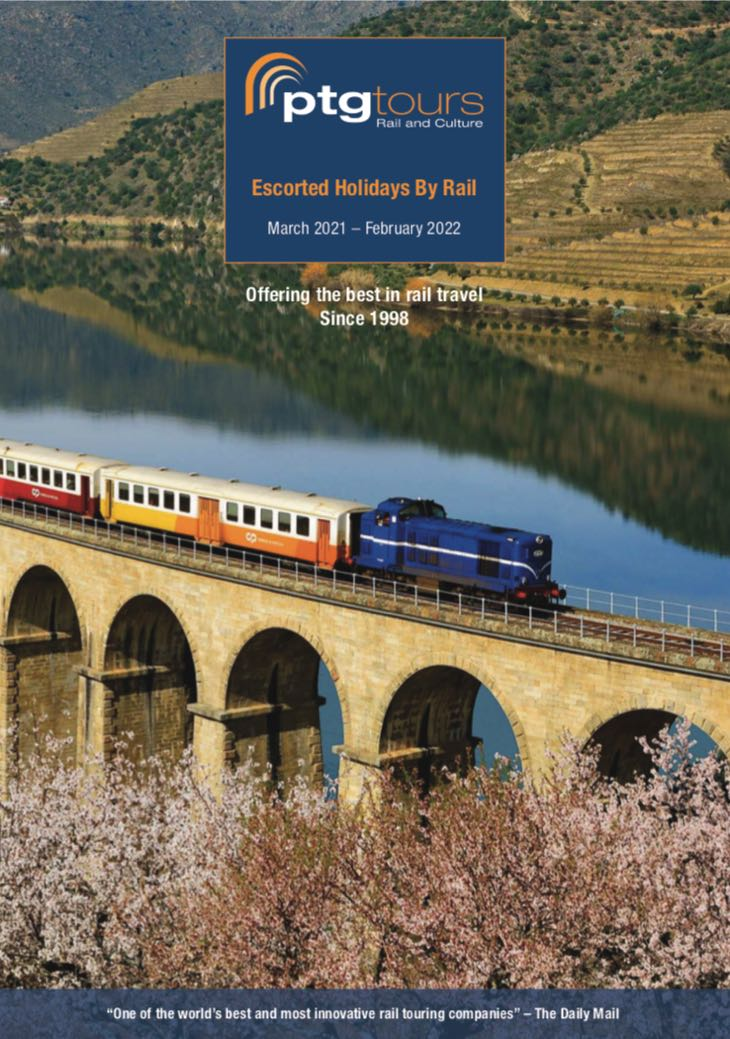 Railway Holidays 2021 Brochure
