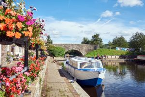Central Wales – Trains, Ales and Gardens - from 11 June