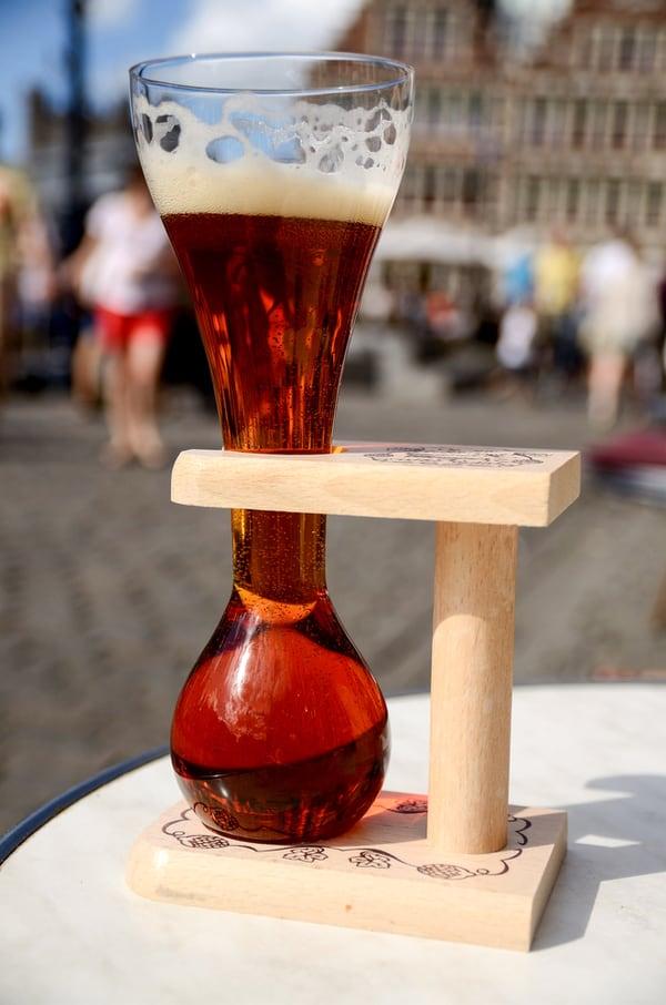 belgium beer shutterstock 258811478